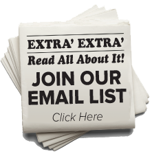 Sign Up For E-Mail List